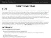 dietetyk Września